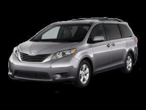 8 Passenger Minivan Rental