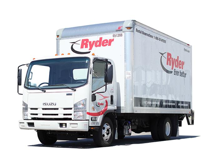 Ryder Truck Rental