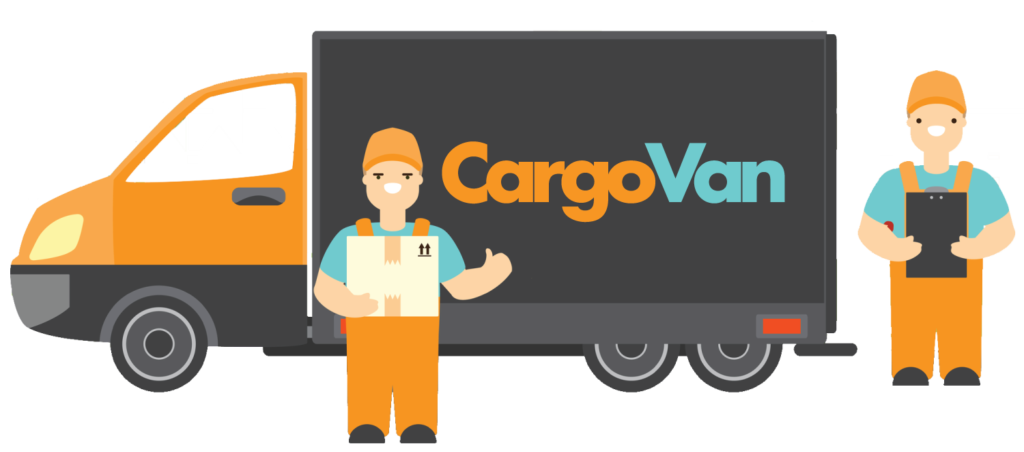 Movers with a Cargo Van